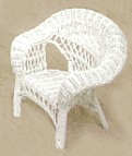 wicker furniture - doll furniture