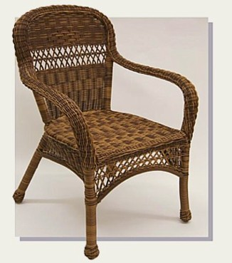Wicker patio furniture all weather resin wicker for Resin wicker furniture