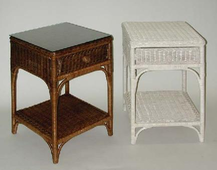 bedroom side tables